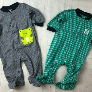 Simple Joys By Carter's Baby Boys' 2-Pack Bodysuit